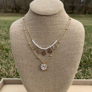 Park Lane Two Row Kinsley Necklace
